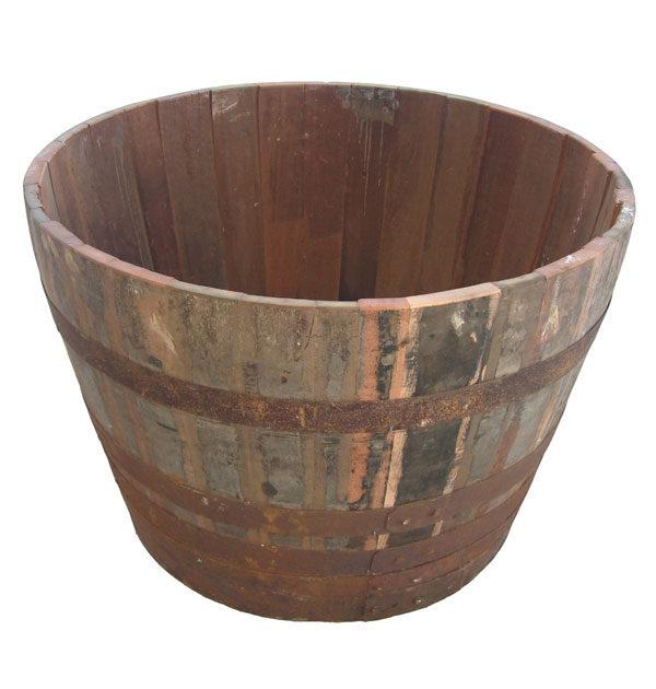 Egebalje ½ 650 Liters Vinfad