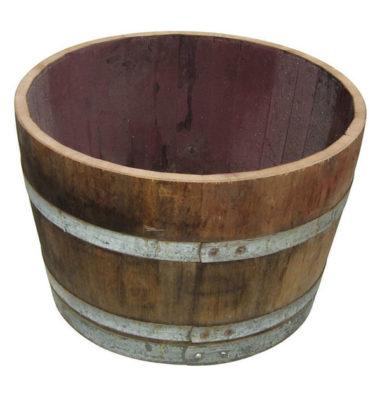 Egebalje ½ 225 Liters Vinfad