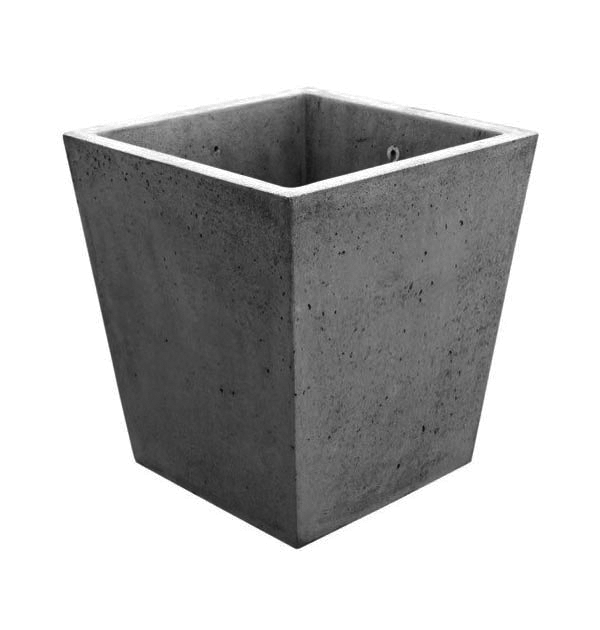 Plantekumme Frida Basic i armeret beton.